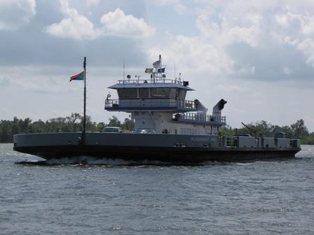 PlaqueminesPrideFerry