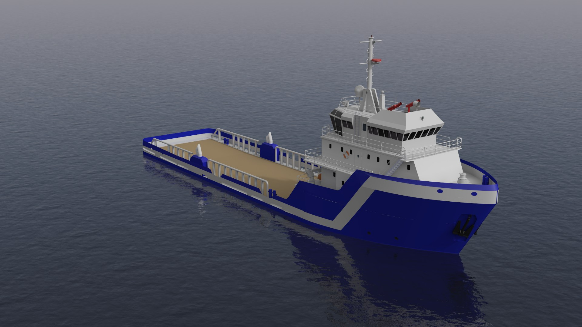 175' Offshore Support Vessel - C  FLY MARINE SERVICES