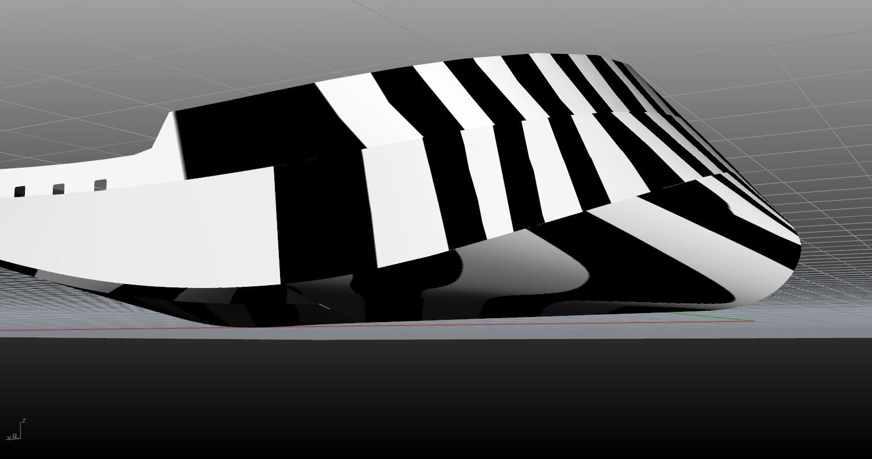 Xbow-zebra