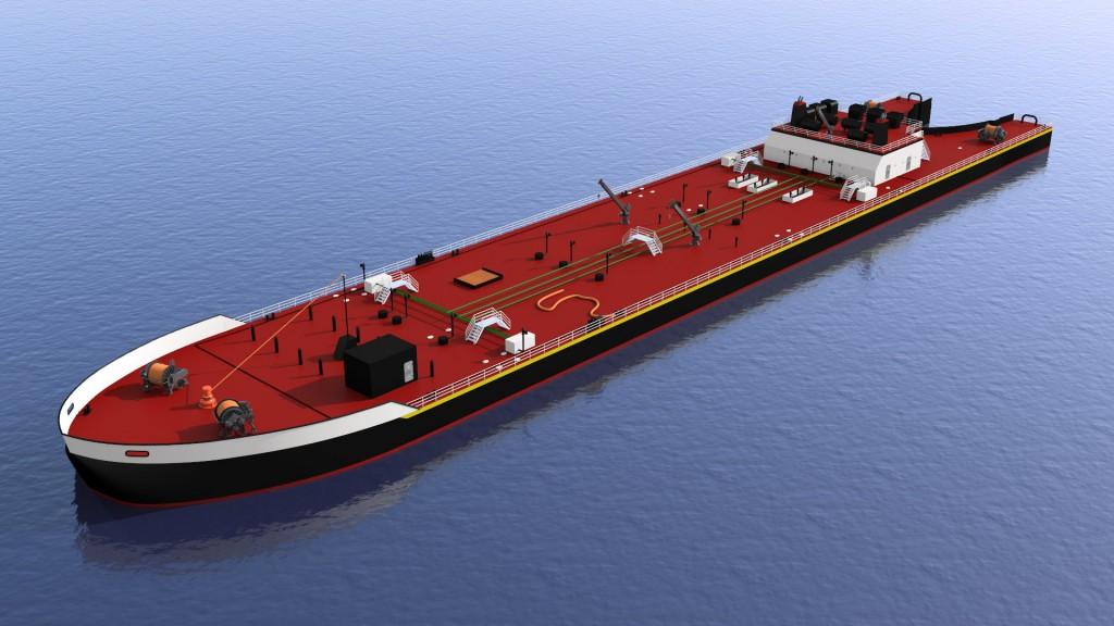 ATB Barge