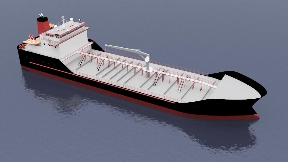 275' tanker