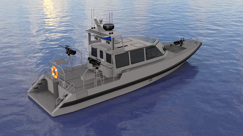 ' patrol boat -4